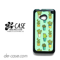 Cactus For HTC One M7 Case Phone Case Gift Present