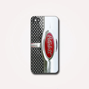 Truck, Peterbilt, Heavy Duty - Photo on Hard case, for iPhone and Samsung Galaxy. Choose the option for device and colour case