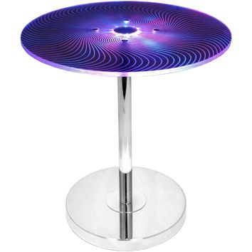 Spyra Side Table, Multi