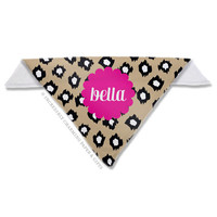 Personalized Dog Bandana, Custom Dog Bandana, Dog Clothing, Dog Accessories