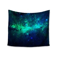 """Space Jams"" Splash Of Color Wall Tapestry"