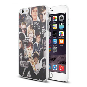 evan peters colage if00 for iPhone case and Samsung Galaxy case