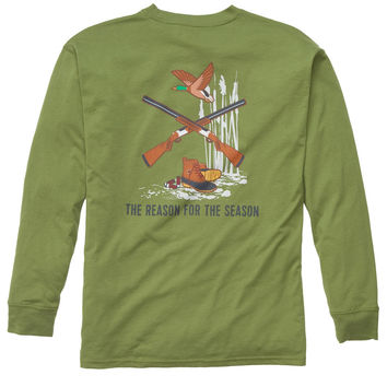 Southern Proper - Long Sleeve Reason for Season Tee