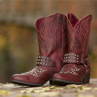 Ariat Women's Epic Boot - Redwood