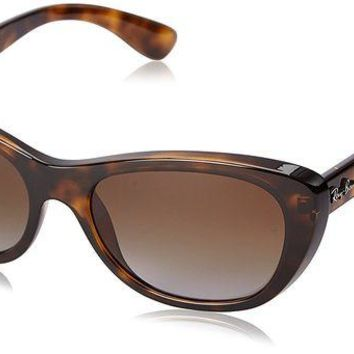 VONE7JZ Ray-Ban Womens 0RB4227 Square Sunglasses