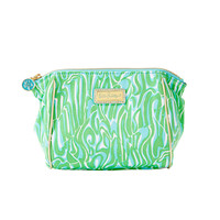 Lilly Pulitzer Colony Printed Cosmetic Bag