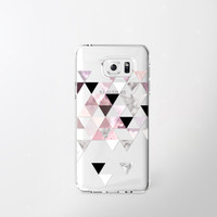 Samsung Galaxy Note 5 Case Clear Marble Print Samsung Galaxy Note 4 Transparent Samsung Galaxy Note 3 Case Samsung Galaxy Note 4 Case Clear