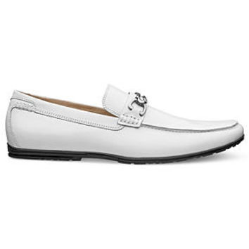 Stacy Adams Shoes, Kincaid Leather Slip-On with Bit Shoes - Loafers & Slip-Ons - Men - Macy's