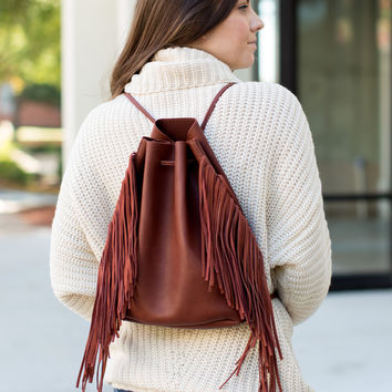 Bozeman Backpack - Brown