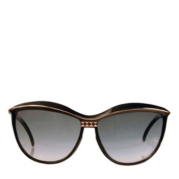 csv1751 - Vintage Leonard Cat Eye Sunglasses