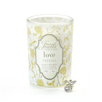 Secret Jewels Guardian Angel Candle, Love
