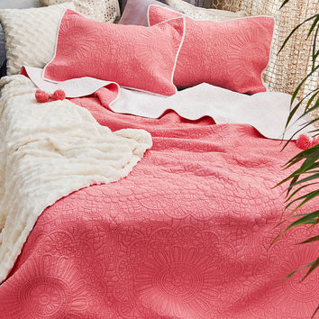 AEO APT Full/Queen Quilt Set, Multi