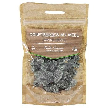Apidis - Pine Tree Gummies with French Honey, 4.2 oz.