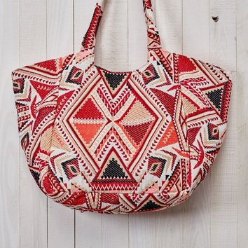 """""""Astor"""" Baby Bag Tote by Love Stitch"""