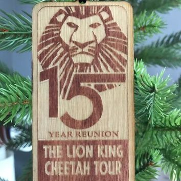 The Lion King Holiday Ornament