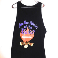 90s Are You Afraid of the Dark tank top grunge era nickelodeon shirt