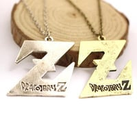 Dragon Ball Z Unisex Pendant Necklace - Limited Time Offer - Only .99 Cents!