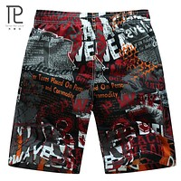 Printed Mens Short