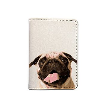 Print Your Pet [Customized] Leather Passport Holder - Passport Protector - Passport Cover - Passport Wallet_SUPERTRAMPshop