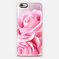 Softly, Tenderly... iPhone 6 case by Lisa Argyropoulos | Casetify