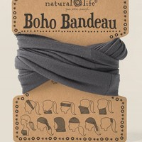 Boho Bandeau by Natural Life in Ash