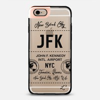 JFK - New York City - Travel The World iPhone 6 case by Love Lunch Liftoff | Casetify