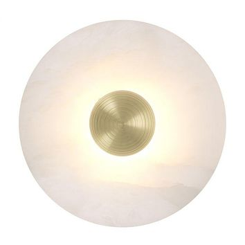 Alabaster Disc Wall Lamp - s | Eichholtz Nomad
