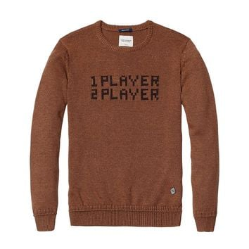 Vintage Player 1 Sweater