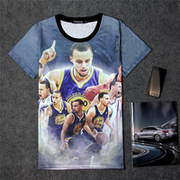Stephen Curry 3D T-shirt