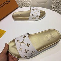 LV Leisure slippers