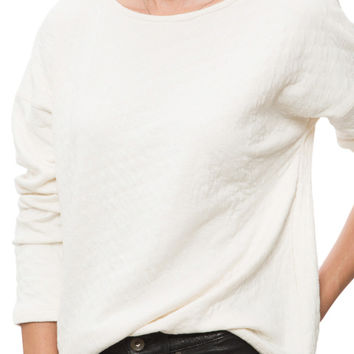 The Lady & the Sailor - Boxy Pullover