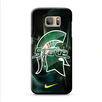 Michigan State nike 2 Samsung Galaxy J7 2015 | J7 2016 | J7 2017 case