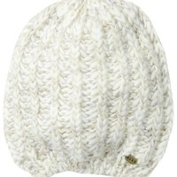 Roxy Juniors Trinket Beanie, White, One Size