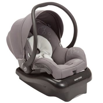2014 Maxi-Cosi Mico AP Infant Car Seat - Devoted Black Prior Model)