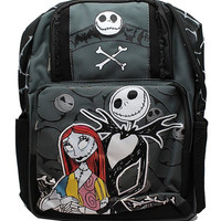 Nightmare Before Christmas Jack & Sally Backpack Tim Burton