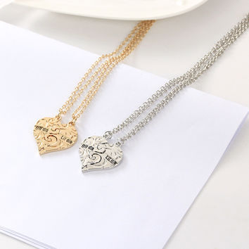 Gift New Arrival Jewelry Shiny Stylish Accessory Patchwork Necklace [11652433871]