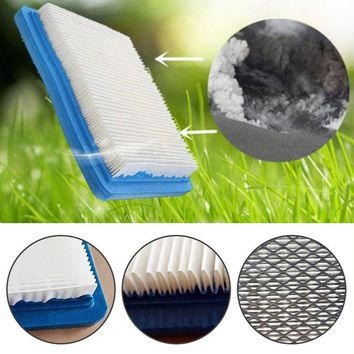 Hot Lawn Mower Air Filters Accessories Filter Element For Briggs & Stratton 133 x 114mm