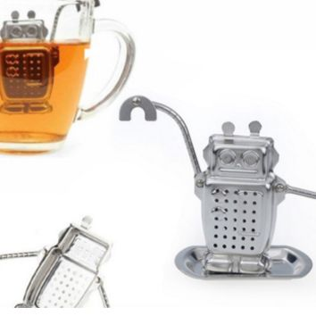 Mr. Roboto Tea Infuser