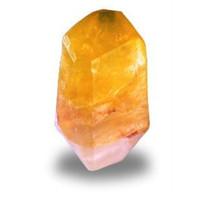 Citrine Soap Rock Cucumber Citrus Scent (6 oz)