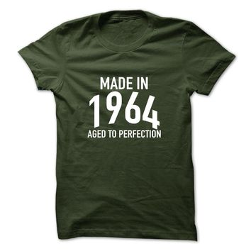 Made in 1964 Aged to Perf