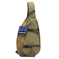 Patagonia (Patagonia) ATOM SLING body bag 48260 ASCT 1 ALL green system( taxfree/send by EMS/authentic/A brand new item )