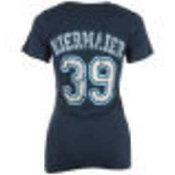 Tampa Bay Rays Kevin Kiermaier MLB Women's Sugar Player T-Shirt