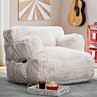 Polar Bear Eco Lounger Speaker Media Chair
