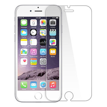 Tempered Glass Screen Protector for iPhone 7 7Plus & iPhone 6s 6 Plus & iPhone X 8 Plus with Gift Box