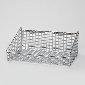 HCL 18340 Hanging Wire Basket, 18x7.5x12