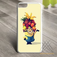 despicable me minions banana fruit Custom case for iPhone, iPod and iPad