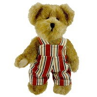 Boyds Bears Plush DANNIE D FALLSWORTH Plush & Fabric Fall Dressed 904555 Rfb