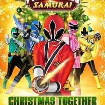 POWER RANGERS SUPER SAMURAI:CHRISTMAS