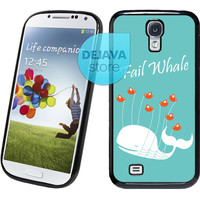 Cute Fail Whale Samsung Galaxy S4 Case