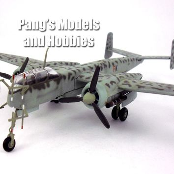 Heinkel He 219 (He-219) Uhu German Night Fighter 1/72 Scale Diecast Metal Model by War Master
